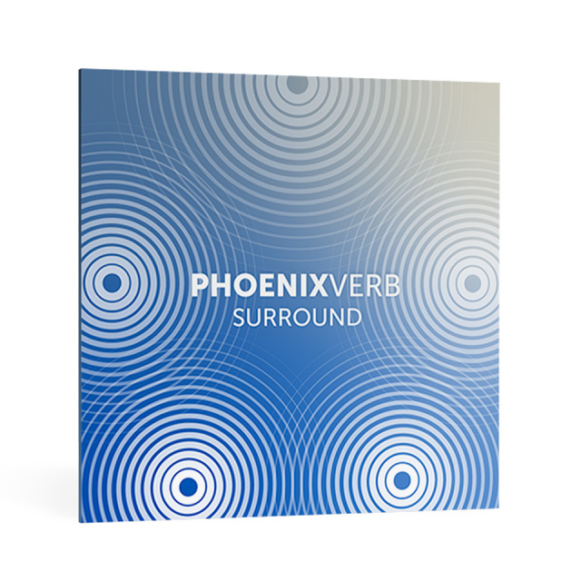 EXPONENTIAL AUDIO/PHOENIXVERB SURROUND【オンライン納品】