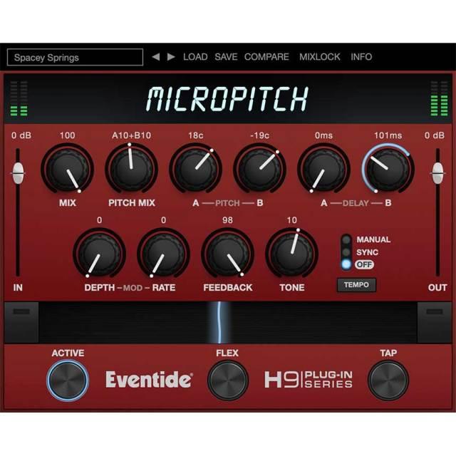 Eventide/MicroPitch【オンライン納品】