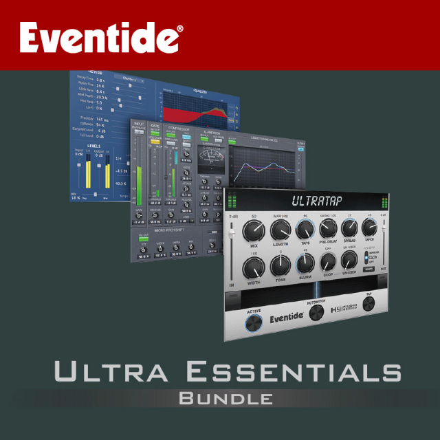 Eventide/Ultra Essentials Bundle【オンライン納品】