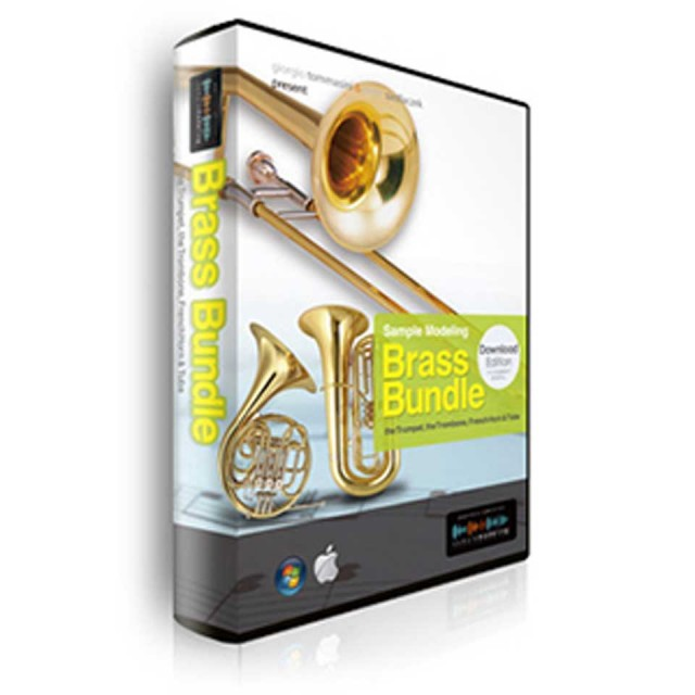 Sample Modeling/Brass Bundle3【オンライン納品】