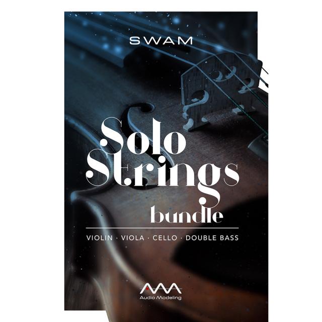 Audio Modeling/SWAM Solo Strings【オンライン納品】【在庫あり】