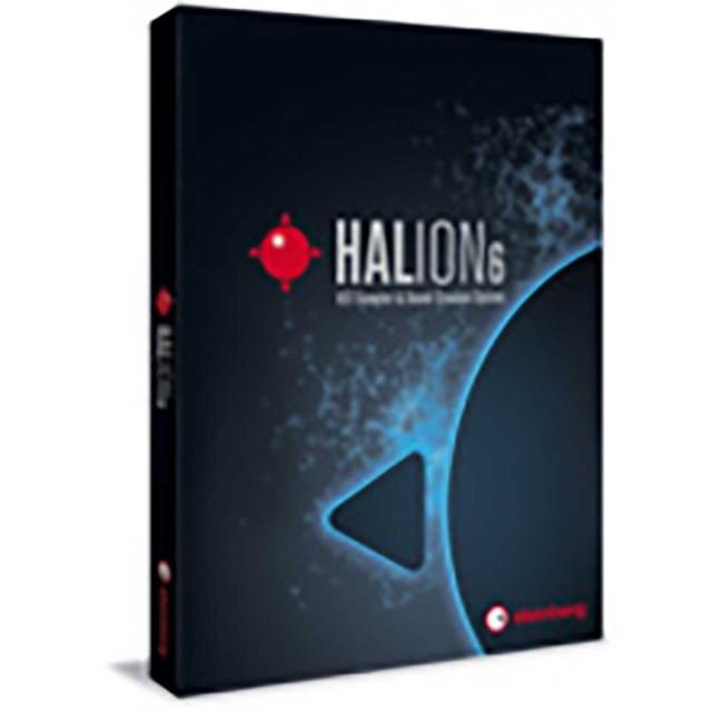 Steinberg/Halion 6【在庫あり】
