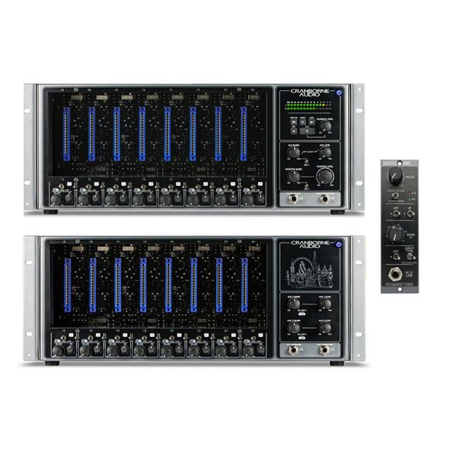 Cranborne Audio/500R8 + 500ADAT + CAMDEN 500