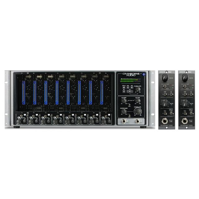 Cranborne Audio/500R8 + CAMDEN 500 x2
