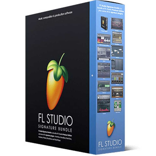 IMAGE LINE SOFTWARE/FL STUDIO 20 Signature