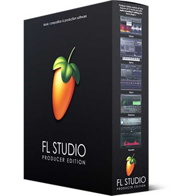 IMAGE LINE SOFTWARE/FL STUDIO 20 Producer