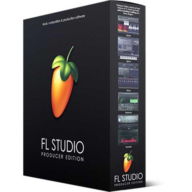 IMAGE LINE SOFTWARE/FL STUDIO 20 Producer