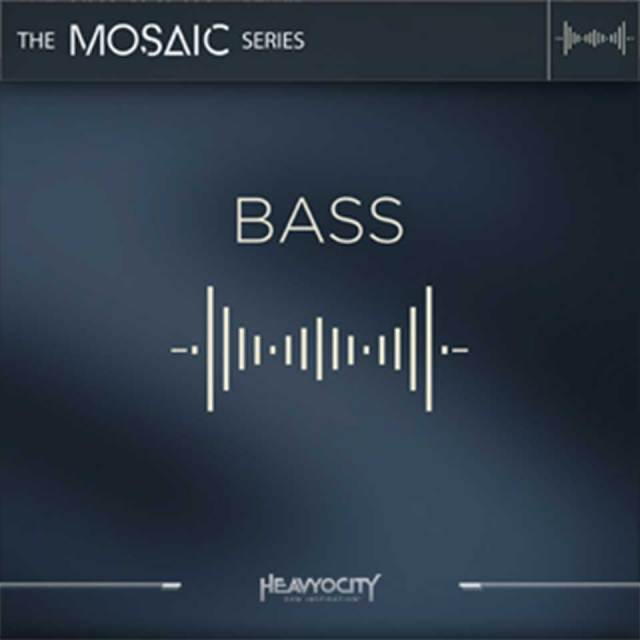 HEAVYOCITY/MOSAIC BASS【オンライン納品】