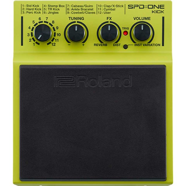 Roland/SPD ONE KICK
