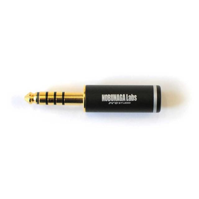 NOBUNAGA Labs/4.4mm pro studio【4.4mm 5極バランスプラグ】