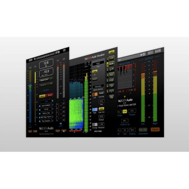 Nugen Audio/Modern Mastering【オンライン納品】
