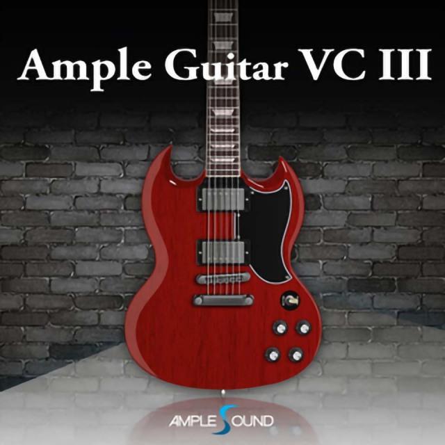 AMPLE SOUND/AMPLE GUITAR VC III【~8/29 期間限定特価キャンペーン】【オンライン納品】【在庫あり】