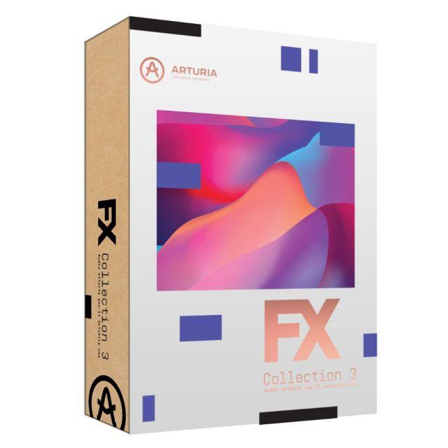 ARTURIA/ARTURIA FX COLLECTION II ダウンロード版【オンライン納品】