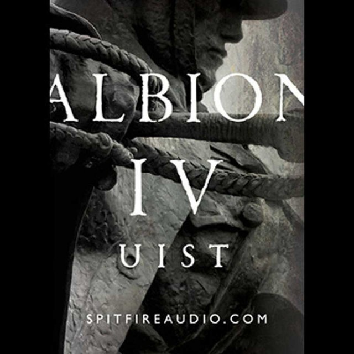 SPITFIRE AUDIO/ALBION - VOLUME IV - UIST【オンライン納品】【在庫あり】