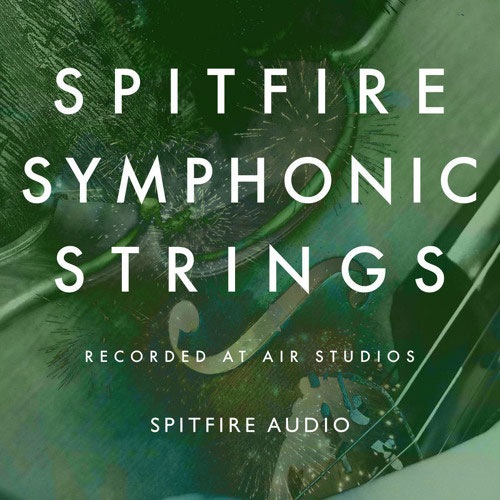 SPITFIRE AUDIO/SPITFIRE SYMPHONIC STRINGS【オンライン納品】【在庫あり】