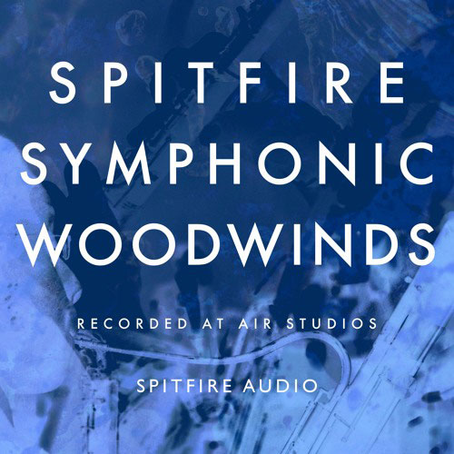 SPITFIRE AUDIO/SPITFIRE SYMPHONIC WOODWINDS【オンライン納品】【在庫あり】