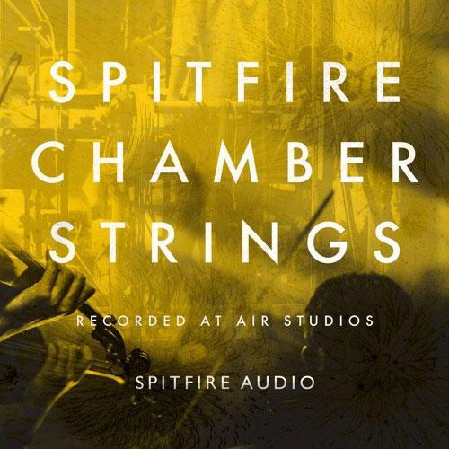 SPITFIRE AUDIO/SPITFIRE CHAMBER STRINGS【数量限定特価キャンペーン】【オンライン納品】【在庫あり】
