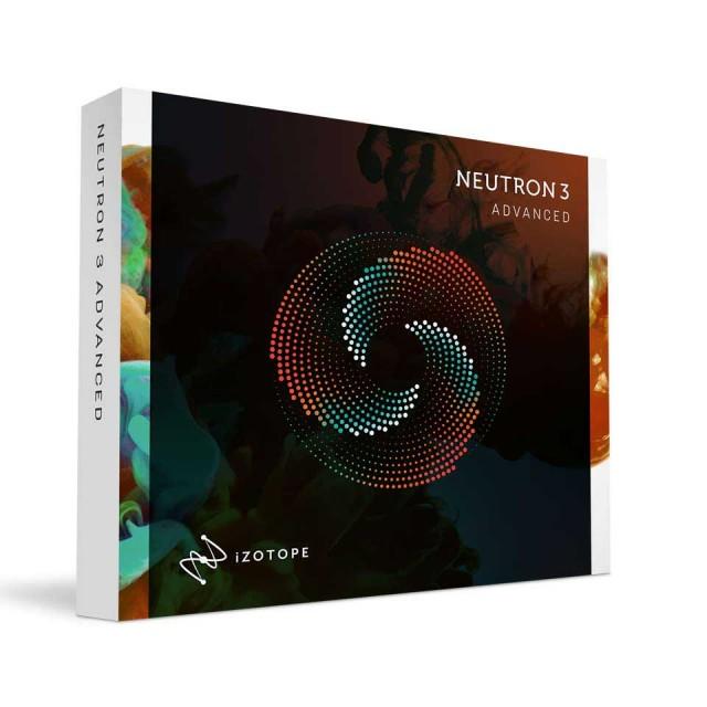 iZotope/Neutron 3 Advanced【オンライン納品】