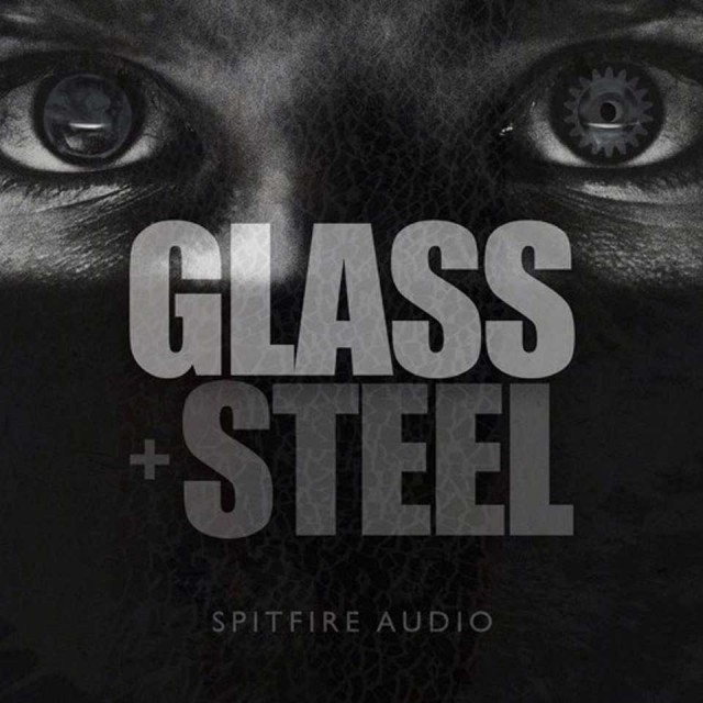 SPITFIRE AUDIO/GLASS AND STEEL【オンライン納品】【在庫あり】