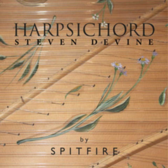 SPITFIRE AUDIO/STEVEN DEVINE - HARPSICHORD【オンライン納品】【在庫あり】
