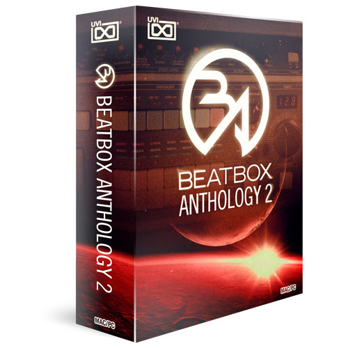 UVI/BeatBox Anthology 2【オンライン納品】