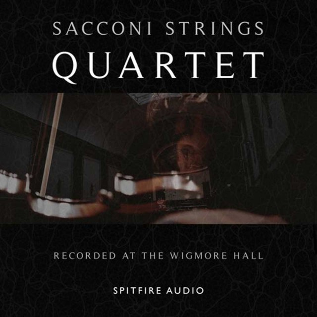 SPITFIRE AUDIO/SACCONI QUARTET LIBRARY【オンライン納品】【在庫あり】