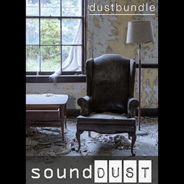 SPITFIRE AUDIO/EFM SD01 DUSTBUNDLE【オンライン納品】【在庫あり】