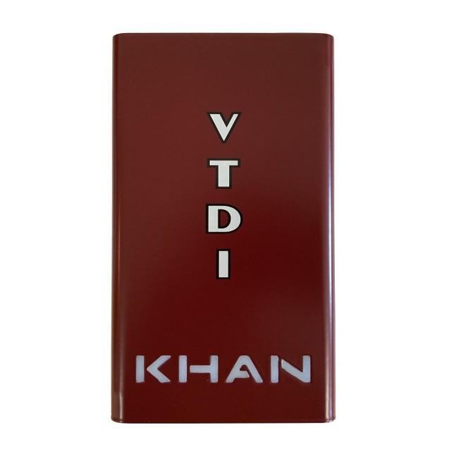 KHAN Audio/VTDI RED