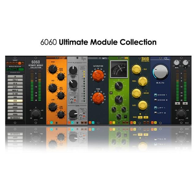 McDSP/6060 Ultimate Module Collection Native v6【~8/2 期間限定特価キャンペーン】【オンライン納品】