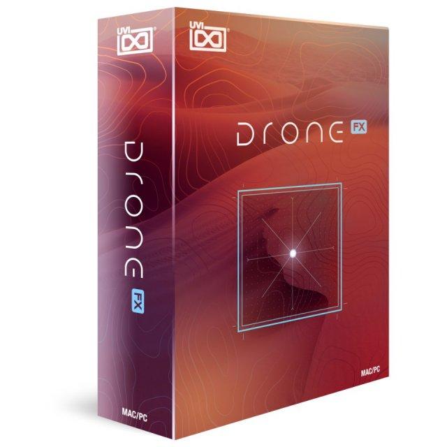 UVI/Drone【オンライン納品】【在庫あり】