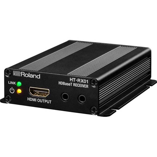 Roland/HDBaseT RECEIVER HT-RX01