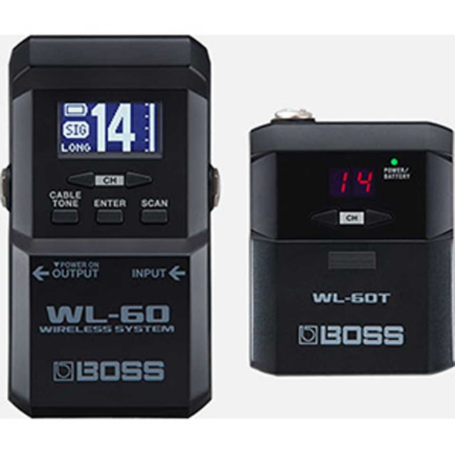 BOSS/WL-60