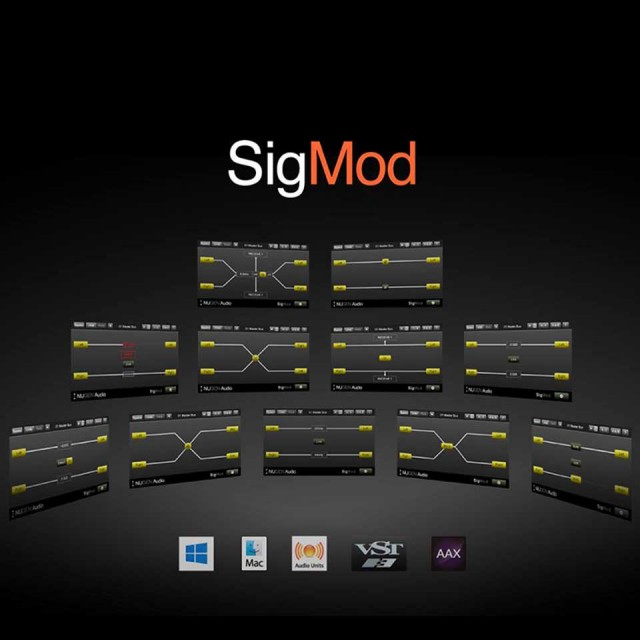 Nugen Audio/SigMod【イントロキャンペーン】【オンライン納品】【在庫あり】