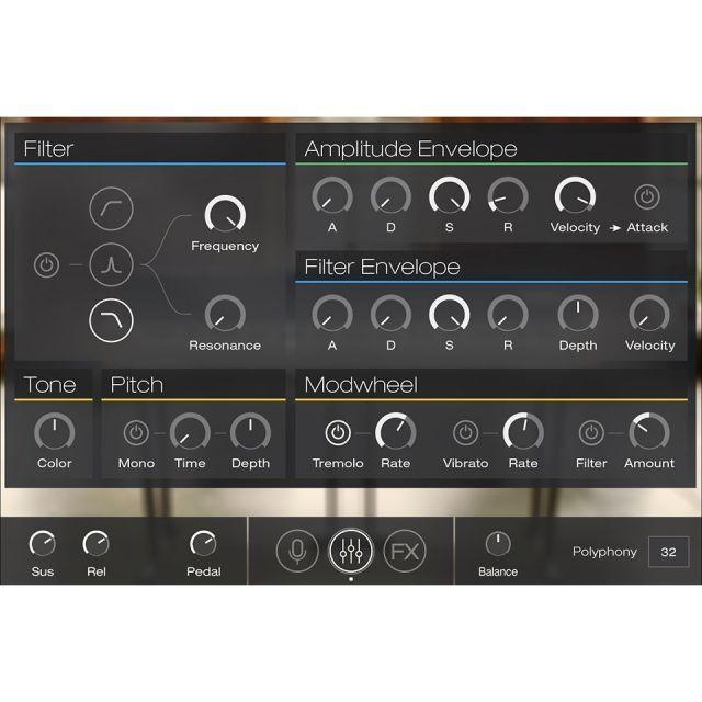 UVI/Key Suite Electric【オンライン納品】