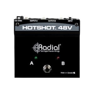 Radial/HotShot 48V