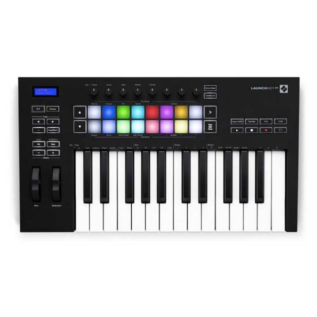 novation/LAUNCHKEY25 MK3【在庫あり】