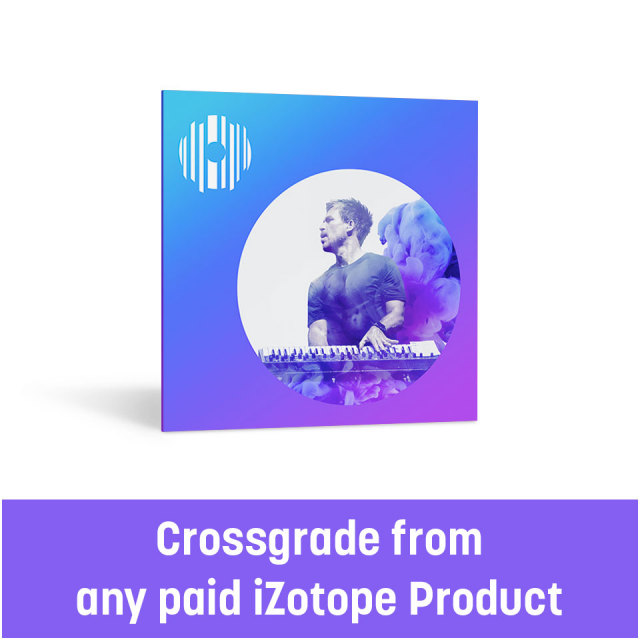 iZotope/Stutter Edit 2 Crossgrade from any paid iZotope Product【オンライン納品】【~7/30 期間限定特価キャンペーン】