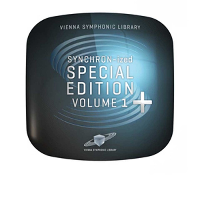 Vienna Symphonic Library/SYNCHRON-IZED SPECIAL EDITION VOL. 1 PLUS / SHOP【期間限定特価キャンペーン】