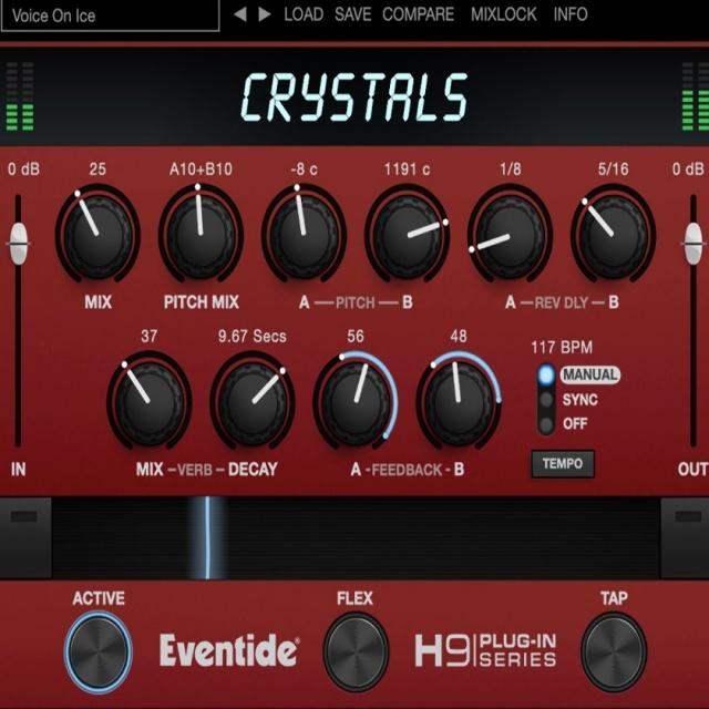 Eventide/Crystals【オンライン納品】