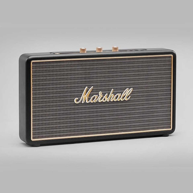 Marshall/Stockwell Black【スピーカー】