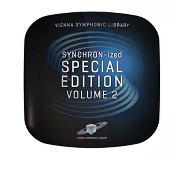 Vienna Symphonic Library/SYNCHRON-IZED SPECIAL EDITION VOL. 2【期間限定特価キャンペーン】