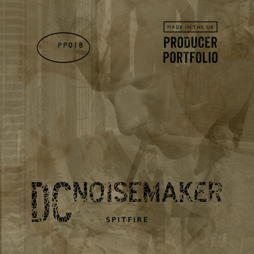 SPITFIRE AUDIO/PP018 DC NOISEMAKER【オンライン納品】