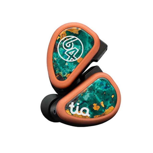 64 AUDIO/tia Fourte