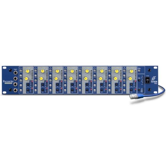 Focusrite Pro/ISA 828 MkII【~3/31 期間限定「ISA ADN8」オプションカードプレゼントキャンペーン】