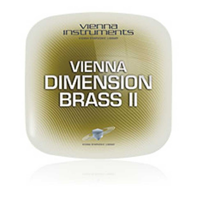 Vienna Symphonic Library/VIENNA DIMENSION BRASS 2