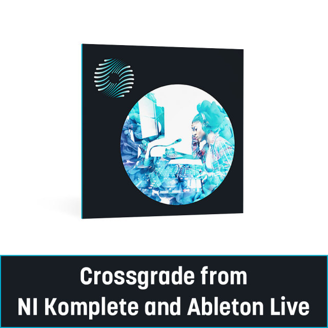 iZotope/Ozone 9 Advanced crossgrade from NI Komplete and Ableton Live【オンライン納品】【~8/31 期間限定特価キャンペーン】