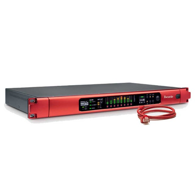 Focusrite/RedNet MP8R