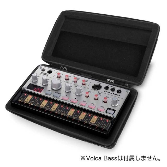 UDG/U8435BL Creator Korg Kaoss Volca Hardcase Black【在庫あり】