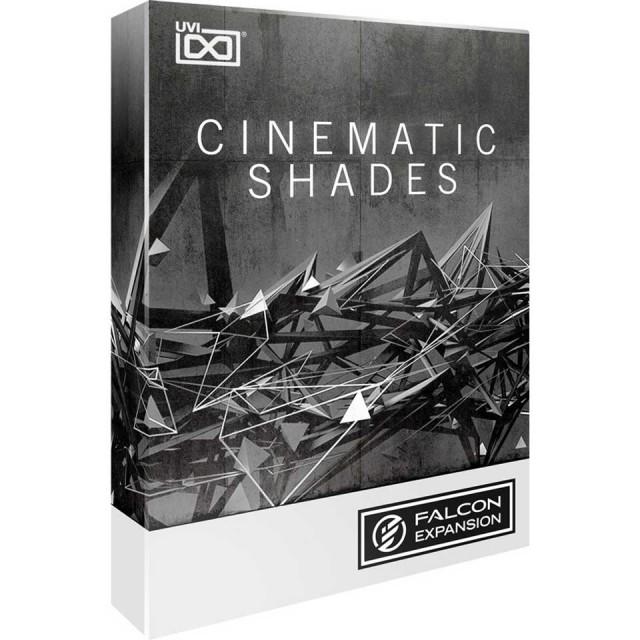 UVI/Cinematic Shades for Falcon【FALCON専用拡張パック】【オンライン納品】