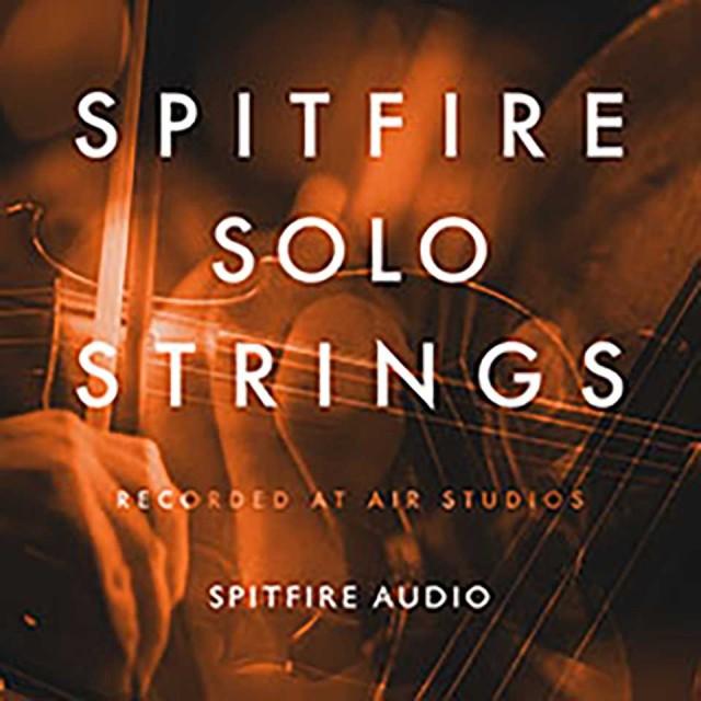 SPITFIRE AUDIO/SPITFIRE SOLO STRINGS【オンライン納品】【在庫あり】